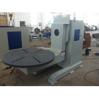 Quality L Type Welding Turn Table 3 Axis Lift  Positioner Hand Control Box For Automatic Welding for sale