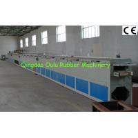 China Automobile Rubber Sealing Strip Machine EPDM Rubber Extrusion Line With CE EAC Certificated on sale