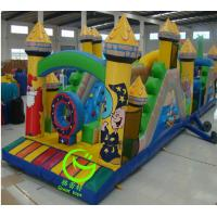 Quality Hot selling  kids obstacle course equipment  with 24months warranty GT-OBS-0512 for sale