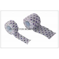 Buy Non Woven Cohesive Elastic Bandage Fixed Joint Protection with Printing at wholesale prices