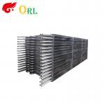 Quality Water Heater Boiler Stack Economizer Boiler System , Boiler Economiser for sale