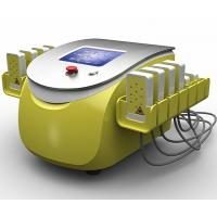 China Air Cooled Lipo Laser Machine 650nm - 660nm Weight Loss , 8'' Touch Screen for sale