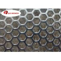 Buy cheap High Quality Full Size perforated metal mesh sizes for Mid East from wholesalers
