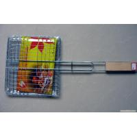 Quality double layers BBQ grill mesh stainless steel for sale