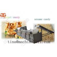 China Peanut Candy Forming Machine For Sale on sale