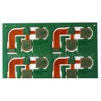 Quality Multilayer rigid flex pcb manufacturers Impedance controlled 1.6mm pcb board for sale