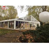 China 10x24m 200 People Outdoor Event Tent Hard Pressed Extruded Aluminum Alloy Frame on sale
