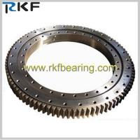 China Two-Row Turntable Bearing on sale