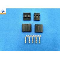 Buy Single Row Wire to board connectors 2.54mm Pitch Female Connector Mated with Pin Header at wholesale prices