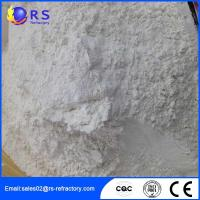 Quality Insulating Castable Refractory, with Yellow Color, size 0-200 mesh for sale