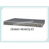 China CE6860-48S8CQ-EI Huawei Network Switch 48-Port 25GE SFP28,8*100GE QSFP28,Without Fan and Power Module for sale