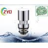 Buy cheap Universal Handheld Brass Chrome Shower Mixer Diverter Ceramic Cartridge Shower from wholesalers