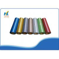 Buy Colorful Modern Glitter Vinyl Heat Transfer Paper For DIY Cotton Fabric at wholesale prices