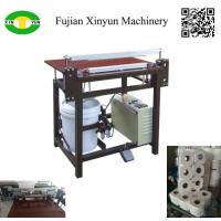 Quality Low price semi automatic multi rolls toilet paper plastic bags sealing machine for sale