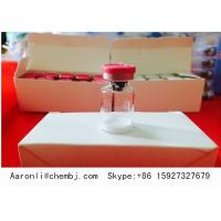 Buy cheap CAS 158861-67-7 Human Growth Hormone Peptide GHRP-2 Cycle For Loss Fat from wholesalers