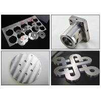 Quality Precision Machining Stainless Steel Components , Laser Cutting Steel Service For Hardware for sale