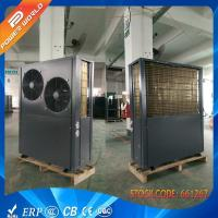 Quality 15.1kw Air To Water Heat Pump For Heating And Cooling COP 4.0 With Galvanized Steel Cabinet for sale