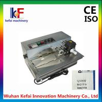 China KEFAI MY-380FW expiry date printing machine manufacturers on sale