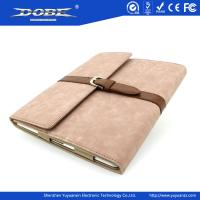 Quality PU Fashion protective Case with stand for the New iPad/iPad3 for sale