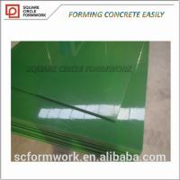 Quality 18mm concrete formwork plastic plywood 4