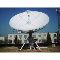 Quality 6.2m C Band Satellite Antenna,Earth Station Equipment Network Management System for sale
