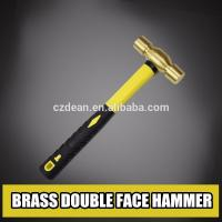 Quality non sparking double face hammer all specification non sparking tools for sale