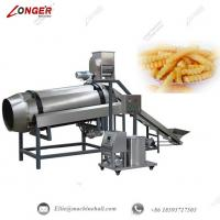 Quality French Fries Seasoning Machine|Single-drum French Fries Flavoring Machine|Industrial French Fries Seasoning Machine for sale
