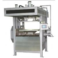 Quality Waster Paper Molded Pulp Packaging Machinery With Intelligent Touch Screen Control for sale