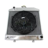 Buy cheap SBA310100031 Compact Tractor Radiator with Fan For Ford New Holland NH 1000 1500 1600 1700 from wholesalers