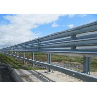 China Heavy Duty Highway Guard Rail Parking Lots Fence For Road Easy Installation on sale