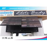 Quality Electronic Front Service Led Display Outdoor Led Billboards / Led Backdrop Screen for sale