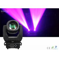 Quality 150w 3-In-1 Led Moving Head Beam + Spot + Wash Linear Adjustment Cool White for sale