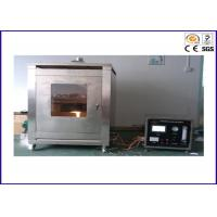 China Steel Construction Fire Testing Equipment Fire Resistance Coating Test Furnace ISO 834-1 on sale