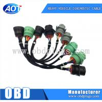 China J1939 cable wire hanress for GPS tracker truck obd2 obdii diagnostic cable on sale