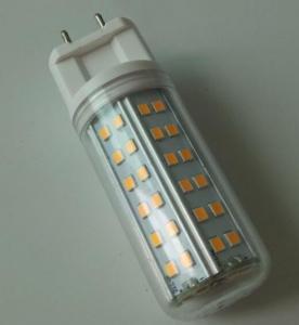 8W AC100-240V G12 LED Retrofits Single Ended Bulb Light 84x smd2835 leds Dimmable