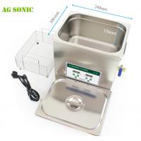 Quality 15L 360W Laboratory Digital Ultrasonic CleanerFor Cell Disruption / Extraction for sale