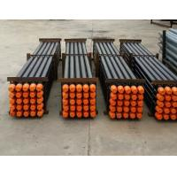 Quality API Drill Steel Pipe For Rock / Well Drilling Friction Welding Type for sale