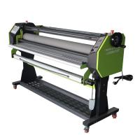 China Automatic 1600 wide format hot and cold laminator/auto laminating machine on sale