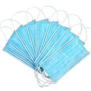 Quality Anti PM2.5 Non Sterile Triple Layer Earloop Face Mask for sale