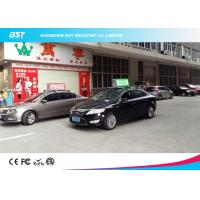 Quality Waterproof P2.5 Taxi LED Display Advertising Video Program 3G/4G/WIFI/SB for sale