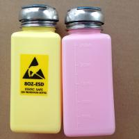 Buy Cleanroom ESD Antistatic Alcohol Bottle, Alcohol Solvent Dispenser at wholesale prices