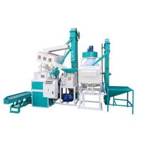 Complete Rice Milling Equipment  Rice Planting Machine  In Southeast Aisa