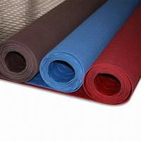 Buy cheap 3mm x 1.2m x 10m Round Button Rubber Sheets, 4mPa Tensile Strength, 70 Shore A from wholesalers
