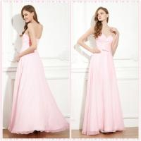 Quality Pink Prom dress gown evening dress#robe-de-soiree-9002 for sale