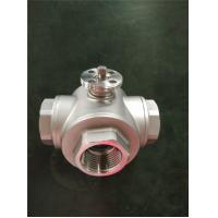 Compact Small Size Mini Electric Water Ball Valve in Solar / HVAC system/Water Treatment for sale