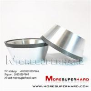 Quality Hybrid metal-resin diamond Wheel Alisa@moresuperhard.com for sale