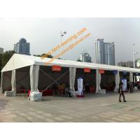 Quality Outdoor Marquee Tent Hard Pressed Extruded Aluminum Framework  Event Tents for sale