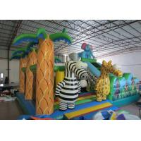 Quality Inflatable fun city  XF31 for sale