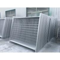 Quality 14 Microns Building Site Security Fencing Panels Temporary Fences For Renters for sale