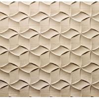 Quality Decorative 3D Natural Artistic Sculptural Stone Feature Wall Art Panels for sale